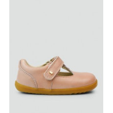 Bobux Louise Step Up Dusty Pink