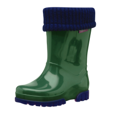 Term Roll Top Welly (Green)
