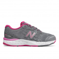 New Balance 680V5 Running Shoes Steel